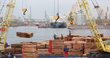 Două nave au fost reținute în portul Constanța pentru neplata salariilor marinarilor