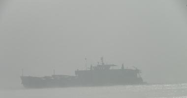 CEAŢĂ DENSĂ, LA CONSTANŢA. Ce porturi sunt închise