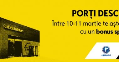 Un nou showroom Opel  în Constanţa. Bonusuri speciale, astăzi şi mâine,  de Zilele Porţilor Deschise
