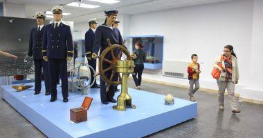 Porţi deschise la Muzeul Naţional al Marinei Române, duminică, pe 24 ianuarie