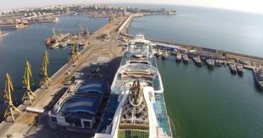Portul Constanţa pe drumul mătăsii