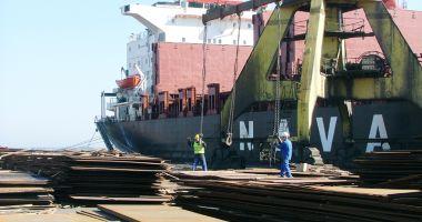 Portul Constanța a pierdut 80% din locurile  de muncă din sectorul de operare, în trei decenii