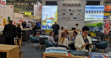 Portul Constanța este prezent la Expoziția Transport Logistic, din Munchen