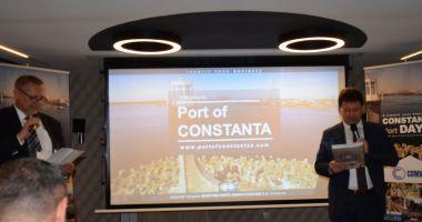 Portul Constanța și-a serbat ziua pe nava