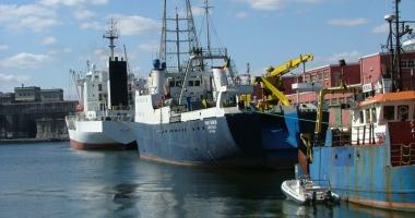 Porturile  şi căile  de navigaţie  au o nouă lege