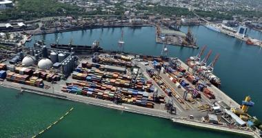 Porturile maritime ale Ucrainei primesc sprijin din Japonia