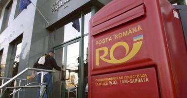 Poşta Română desfinţează zeci de posturi de conducere