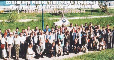 20 DE ANI DE LA CONSTITUIREA FILIALEI DOBROGEA A ORDINULUI ARHITECȚILOR DIN ROMÂNIA