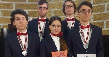 Palmaresul României la Olimpiada Europeană de Fizică