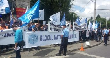 """Poziţia BNS faţă de """"revoluţia fiscală"""" a Guvernului Tudose"""