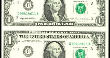 Dolarul a ajuns la 3,52 lei