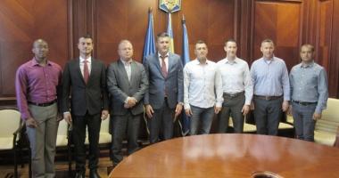 Parteneriatul româno-american, promovat la Prefectura Constanţa