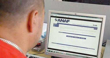 Premieră digitală la ANAF
