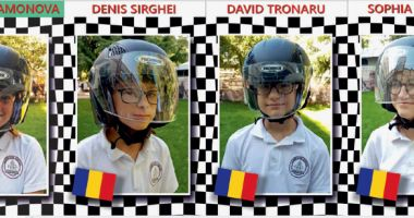 Club de matematică pentru elevii pasionaţi  de maşini de curse