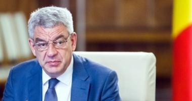 """Premierul Tudose: """"Situaţia poate e un pic ca în Guvernul Grindeanu"""""""