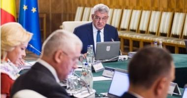 Şedinţa de guvern pentru modificarea Codului Fiscal, amânată