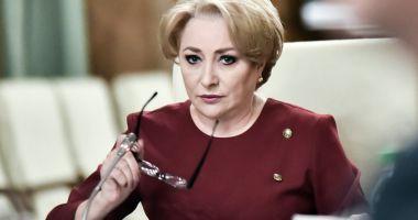 Premierul Viorica Dăncilă vine la Constanța. Care este motivul