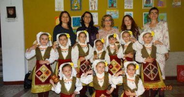 """Premiul I pentru copiii de la Grădiniţa """"Steluţele Mării"""""""