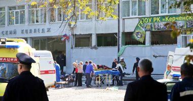 Presa rusă, în stare de şoc  după masacrul de la liceul din Crimeea