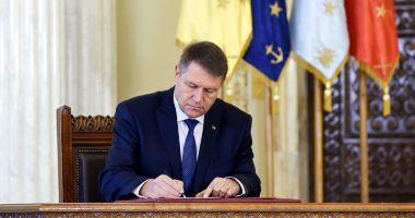 Preşedintele Iohannis a promulgat o lege foarte importantă. Cine sunt cei afectaţi