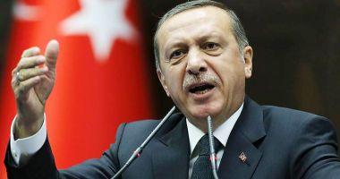Preşedintele Erdogan acuză Israelul de terorism  de stat şi genocid