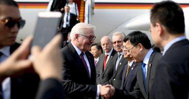 Preşedintele Germaniei, avertisment pentru oamenii de afaceri chinezi