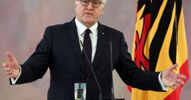 Preşedintele Germaniei cere Bulgariei să facă progrese în combaterea corupţiei