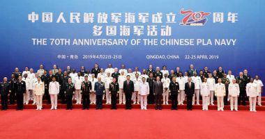 """Preşedintele Xi Jinping: """"Poporul chinez iubeşte pacea!"""""""