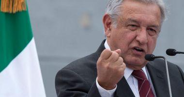 Preşedintele Mexicului nu mai vrea ajutor militar din partea SUA