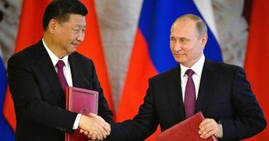 Preşedintele chinez începe o vizită de trei zile în Rusia