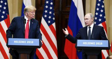 """Preşedintele Vladimir Putin: """"Relaţiile dintre SUA şi Rusia se înrăutăţesc!"""""""