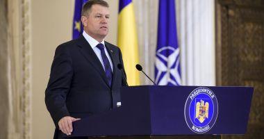 """Președintele Iohannis a respins bugetul pe 2019. """"Este bugetul rușinii naționale"""""""