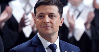 Președintele ucrainean face apel către omologii săi rus, francez și german