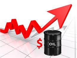 Prețul barilului de petrol a urcat la 59,75 dolari