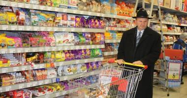 Preţurile au crescut cu 0,33% în februarie 2014