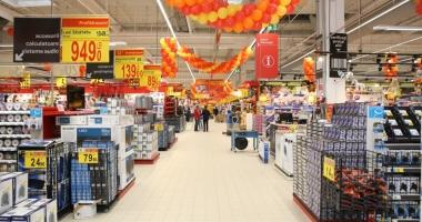 Preţurile de consum s-au redus cu 0,5%