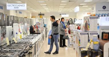 Preţurile produselor industriale au crescut cu 3,3% în decurs de un an