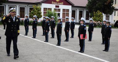 Prima promoție de absolvenți, la Colegiul Național Militar