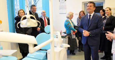 Primăria Constanța a renovat cele 14 cabinete stomatologice din unitățile școlare