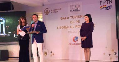 Primăria Mangalia, premiată la Gala Turismului Românesc