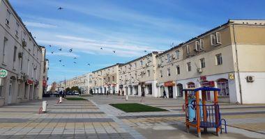Administraţia locală modernizează cu bani europeni centrul vechi al Mangaliei