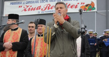 """Primarul Florin Mitroi invită constănţenii la """"Ziua Recoltei"""""""
