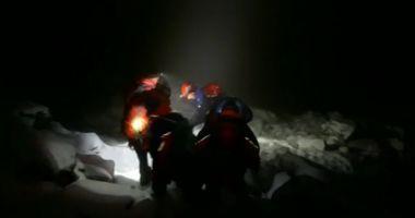 Sfârșit tragic pentru tânărul surprins de zăpadă în Munții Făgăraș