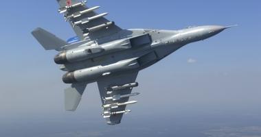 Primele avioane de vânătoare ruseşti MiG-29 au ajuns în Serbia