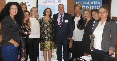 """Primul centru de antreprenoriat feminin din România  va fi înființat la Universitatea """"Ovidius"""" din Constanța"""