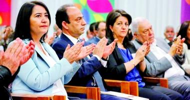 Principalul partid prokurd din Turcia şi-a ales un nou copreşedinte