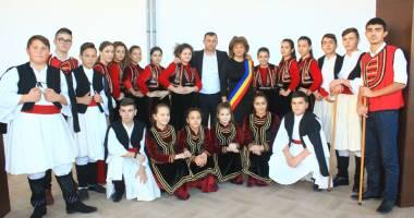 Comuna Mihail Kogălniceanu, în sărbătoare.  Olimpicii şi sportivii, răsplătiţi pentru premiile obţinute