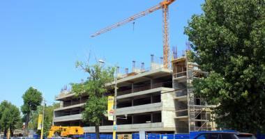 De ce au decis autorităţile suspendarea lucrărilor la parcarea supraetajată  din Mamaia