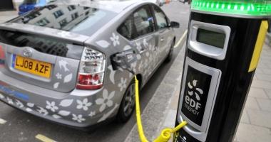 Autoturismele electrice sunt din ce în ce mai căutate