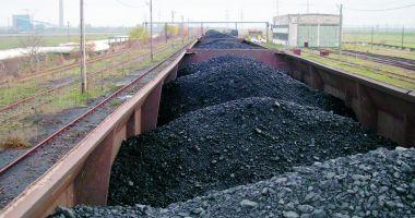 Producția de cărbune a scăzut cu 9,3% în primul semestru
